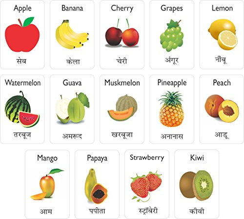 all fruits names in english - photo #3