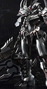 超合金 Ka signature モンスターハンター G級変形リオレウス 希少種 ウェザリングシルバー 約150mm ABS&PVC&ダイキャスト製 塗装済み可動フィギュア