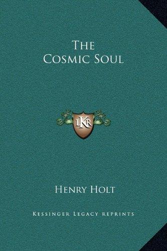 The Cosmic Soul
