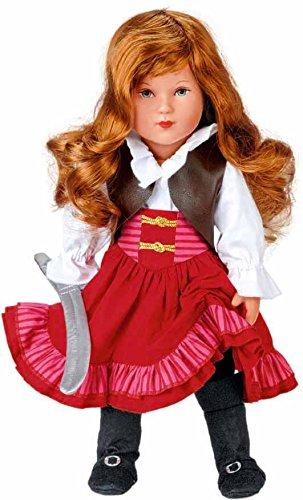 Käthe Kruse 41579 - Piratenbraut Elizabeth Puppe