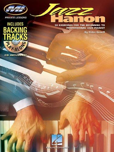 Jazz Hanon: Play-Along Edition