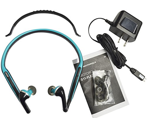 Motorola S11 Hd Bluetooth Stereo Headset - Blue