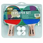 Franklin Sports 4-Player Varsity Set