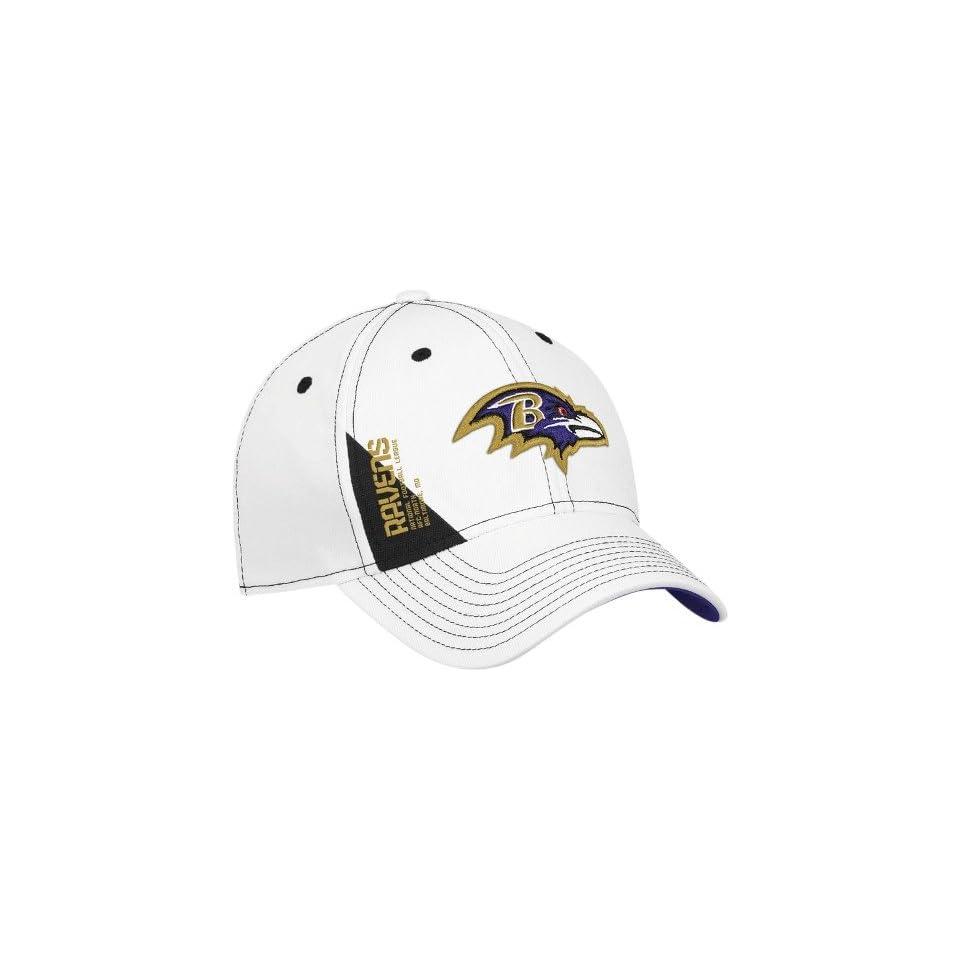 d32e1492b0c Reebok Baltimore Ravens 2010 Player Draft Hat Small Medium on PopScreen
