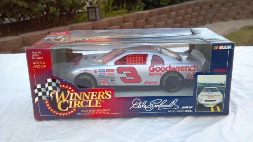 Dale Earnhardt 1/24 #3 Goodwrench Silver 1995 Winston W.C. by Winners Circle - 1