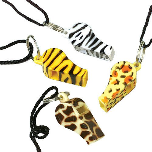 Animal Design Whistles