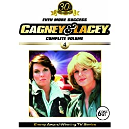 Cagney & Lacey Complete Volume Four