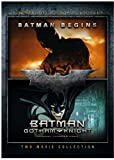 Batman Begins/Batman: Gotham Knight [DVD]