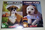 img - for The Puppy Place 10 Book Set 17-26 (#17 Jack, #18 Sweetie, #19 Baxter, #20 Muttley, #21 Ziggy, #22 Bella, #23 Moose, #24 Bandit, #25 Cocoa, #26 Rocky) book / textbook / text book