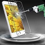EQLEF® iPhone 6 4.7 inch vetro dello schermo Protector vetro temperato Membrance prova di esplosione temperato Film Glass per iPhone 6 4.7 inch , iPhone 6 COVER, 0.25mm