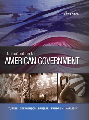 Title: Introduction to American Government