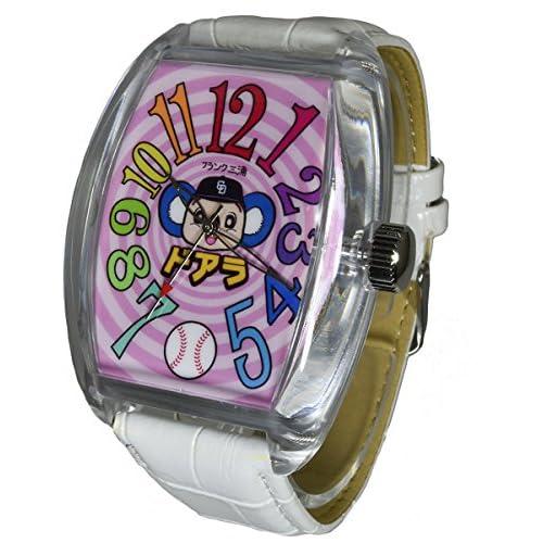 [フランク三浦]MIURA 中日ドラゴンズモデル FM04D-PKWH 腕時計