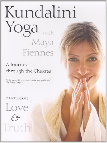 Kundalini Yoga with Maya Fiennes - A Journey Through the Chakras: Love and Truth [DVD]