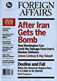 Foreign Affairs [US] March April 2010 (単号)