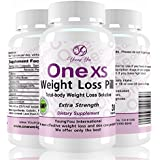 One XS Diet Pills (X-Strength) Prescription Grade Weight Loss Pills. Fast Weight Loss Guaranteed! 60 ct - 2 months supply