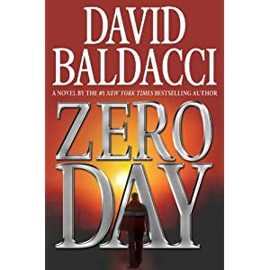 Zero Day by David Baldacci Hardcover Book