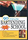 The 90 Minute Bartending School will help introduce you to the exciting world of mixology...!