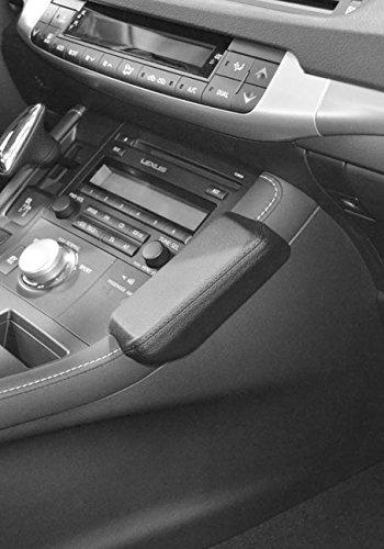 kuda-consola-de-telefono-para-lexus-ct-200-h-a-partir-de-03-2011-mobilia-piel-sintetica-color-negro