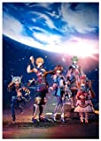 Star Ocean 4 -The Last Hope- Trading Arts 10 Pieces PVC Figure