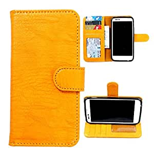 For Samsung Galaxy Grand Quattro - DooDa Quality PU Leather Flip Wallet Case Cover With Magnetic Closure, Card & Cash Pockets