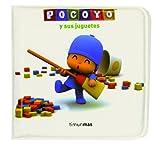 Pocoy� y sus juguetes: Libro de ba�o (Libros de ba�o)