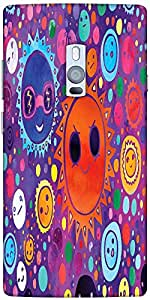 Snoogg Cool Suns 2612 Solid Snap On - Back Cover All Around Protection For On...