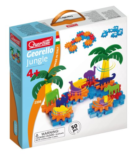 Quercetti Georello Jungle Gears front-864021