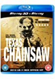 Texas Chainsaw (Blu-ray 3D + Blu-ray) [2013]