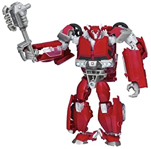 Transformers - 37977 - Figurine - Prime Revealers Deluxe - Cliff Jumper
