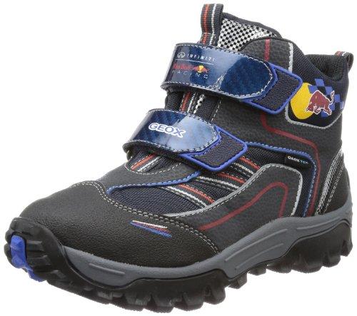 Geox Boys JR HIMALAYA W.R.B.A Snow Boots Blue Blau (BLUE C4000) Size: 31