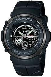 Casio Men's G-Shock Watch G301B-1A