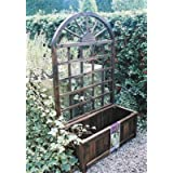 Trellis Backed Planterby P Products