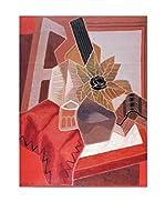 Especial Arte Lienzo Fiori sul tavolo - Juan Gris Multicolor