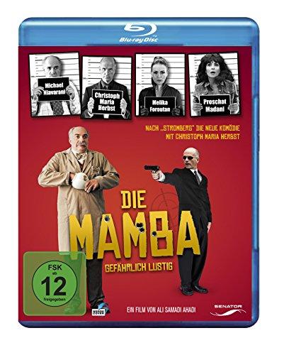 Die Mamba - Gefährlich lustig [Blu-ray]