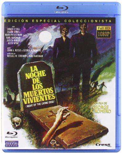 La Noche De Los Muertos Vivientes [Blu-ray]