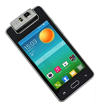 "Microkey E9 4"" Touch Screen 1.3 GHZ Quad Core 180degree rotating camera mart Phone-Gray"