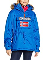 Geographical Norway Abrigo Doudoune (Azul Royal)