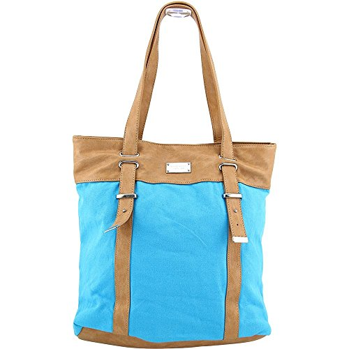 Nine West Sasha Women Canvas Tote