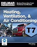 img - for ASE Test Preparation - T7 Heating, Ventilation, and Air Conditioning (Delmar Learning's Ase Test Prep Series) book / textbook / text book