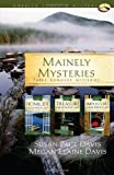 Mainely Mysteries: Homicide at Blue Heron Lake/Treasure at Blue Heron Lake/Impostors at Blue Heron Lake (America Loves a Mystery: Maine)