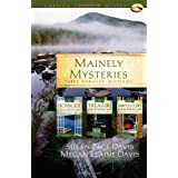 Mainely Mysteries: Homicide at Blue Heron Lake/Treasure at Blue Heron Lake/Impostors at Blue Heron Lake (America Loves a Mystery: Maine) ~ Susan Page Davis