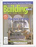 Building Ideas - Spring 2000 (Better Homes and Gardens Special Interest Publications)