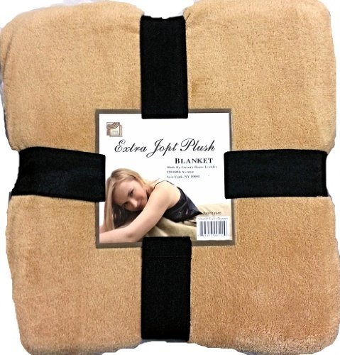 Gold Throw Blanket front-1067693