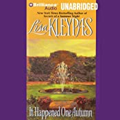 It Happened One Autumn: Wallflower Series #2 | Lisa Kleypas