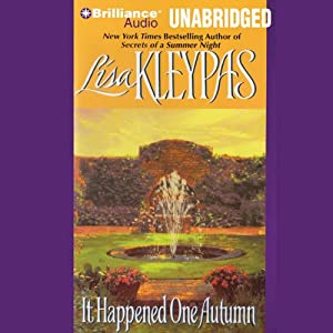 It Happened One Autumn Audiobook