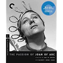 The Passion of Joan of Arc [Blu-ray]