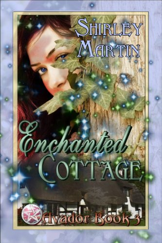 Book: Enchanted Cottage by Shirley Martin