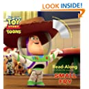 Toy Story Toons Small Fry Read-Along Storybook and CD