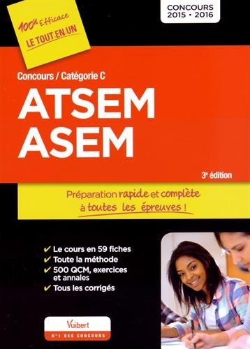 Concours ATSEM et ASEM