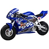 Razor Pocket Rocket Miniature Electric Motorcycle